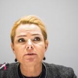 Arkivfoto. Udlændingeministeren skal fredag i samråd om sin ulovlige instruks, der de seneste uger har presset hende.