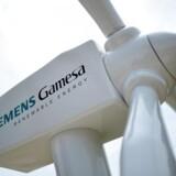 Arkivfoto. Vindmølleproducenten Siemens Gamesa Renewable Energy, som konkurrerer med danske Vestas, vil afskedige 140 medarbejdere på sin amerikanske samlefabrik i byen Hutchinson i Kansas.