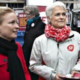 Arkivfoto: Ninna Thomsen (tv.), sundheds- og omsorgsborgmester i Københavns Kommune.