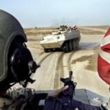 ARKIVFOTO af danske soldater i Afghanistan- (Foto: Henning Bagger/Scanpix 2013)