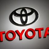 Toyotas salg på verdensplan steg med 0,2 pct. til 10,175 mio. biler i 2016. Foto: Mark Blinch