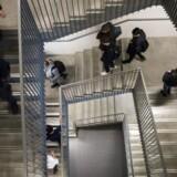 Københavns Universitet er klar til at optage studerende på kvote 2 på en helt anden måde end i dag. Billedet er fra Det Juridiske Fakultet på Amager.