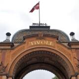 Tivoli poster et tocifret millionbeløb i den nye vinterferieåbning. Foto: Iris.