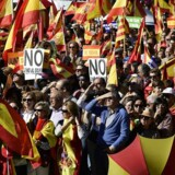 Spanien prøver at løse den dybe politiske krise i Catalonien med et lokalvalg for regionen. Berlingske har set på, hvordan det kom dertil og udsigten til, at valget vil ændre noget. / AFP PHOTO / JAVIER SORIANO