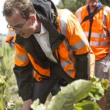 Arkivfoto: Miljø- og fødevareminister Esben Lunde Larsen præsenterer nu et forslag til en ny lovstruktur. Han bakker op om et ekspertpanel, der foreslår, at antallet af love inden for miljø- og fødevareområder bliver skåret ned fra 95 til 43.