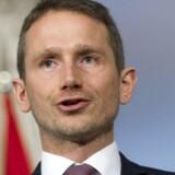 Kristian Jensen vil være Venstre-formand.