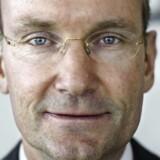 DFDS' administrerende direktør, Niels Smedegaard