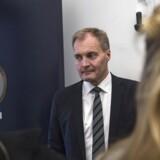 Finansminister Kristian Jensen håber på at afslutte finanslovsforhandlingerne senest 13. november.