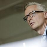 Ifølge Morten Hübbe, koncernchef i Tryg, ønsker investorer i stigende grad udbytte frem for aktietilbagekøb.