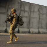ARKIVFOTO: Amerikanske soldater på en mission tilbage i 2014