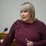 LAs politiske ordfører, Christina Egelund, påpeger, at LA ville stemme for taxaaftale, også selvom de ikke sad i regering.