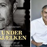 Mandag morgen på slaget ni lå Jens Andersens nye 50 års portrætbog med og om Danmarks kronprins stablet i sirlige bunker på forlaget Gyldendal, klar til at blive udleveret til pressen.