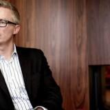 Topchef Morten Hübbe har tirsdag præsenteret regnskabstallene for forsikringsselskabet Trygs finansielle præstationer i årets første ni måneder.