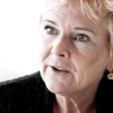 Arkivfoto af LO formand, Lizette Risgaard.