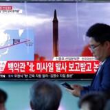 Nordkorea foretog for nylig også landets sjette atomprøvesprængning, som sammen med adskillige missiltest har bidraget til at øge spændingerne i regionen.