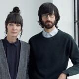 Stine Gam og Enrico Fratesi udgør sammen den arkitektuddannede designerduo GamFratesi, som har kuraterer MIndcraft16 under design-ugen i Milano. Foto: Kulturministeriet