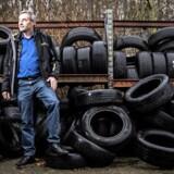 Ove Nordskov Jensen fra Tvis Vognmandsforretning fik ikke noget ud af samarbejdet med jobcentret. Foto: Mikkel Berg Pedersen