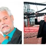 By & Havns formand Carsten Koch (tv. Foto: Claus Bech/Scanpix 2014) og selskabets afgående direktør Jens Kramer Mikkelsen (th. Foto: Sara Gangsted/RitzauScanpix)