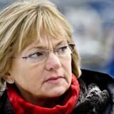 Arkivfoto: Når man er minister, må man forvente at komme i ilden, siger folketingsformand Pia Kjærsgaard.