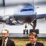 Regeringen offentliggjorde mandag d. 3. juli kl. sit udspil til en ny luftfartspolitisk strategi for Danmark. Erhversminister Brian Mikkelsen (K) og Transportminister Ole Birk Olesen (LA) præsenterede planen.