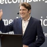 Den danske IT-virksomhed Netcompany forventes at blive børsnoteret torsdag. Her administrerende direktør i Netcompany, André Rogaczewski.