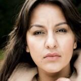 Debatøren Geeti Amiri.