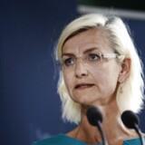 Udviklingsminister, Ulla Tørnæs.