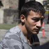 22-årige Marius fra Rumænien er kommet til København for at samle flaskepant.