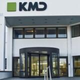 Kommunerne har nu opsagt en del af deres aftale med IT-giganten KMD. Arkivfoto: KMD