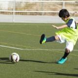 Modelfoto: Kina skruer op for talentudviklingen og vil op på 20.000 fodboldskoler inden årets udgang. Samtidig køber kinesiske klubber udenlandske stjernespillere som aldrig før – Wayne Rooneys agent er disse dage i Kina i forbindelse med en mulig handel.