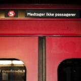 13 millioner ekstra passagerer om året vil kunne køre med S-tog i hovedstadsområdet, hvis de bliver førerløse.