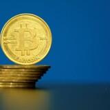 Bitcoin-valutaen blev mandag splittet op i to. Reuters/Benoit Tessier/arkiv