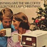Mr. Coffee landede i de amerikanske varehuse for 45 år siden.