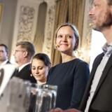 Venstres spidskandidat i København Cecilia Lonning-Skovgaard lånte også et lokale kvit og frit til sin bryllupsreception i 2012.