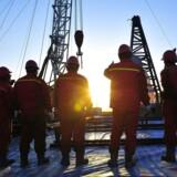 Danmarks Statistik har opgjort antallet af ansatte i byggebranchen i fjerde kvartal til 169.200, og det er det højeste niveau i otte år. Foto: Iris.