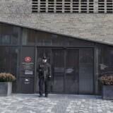 ARKIVFOTO: Nødhjælpsarbejde eller træning i våben og terrorangreb hos den militante gruppe Islamisk Stat? Det er det spørgsmål, der skal afgøres i en terrorsag, som onsdag er blevet indledt ved Retten på Frederiksberg.