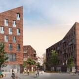 PFA stikker tåen i vandet med hotelprojekt i Hillerød