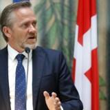 Nu er der ved at være bevægelse i de ellers stillestående forhandlinger om den britiske exit fra EU. Det mener udenrigsminister Anders Samuelsen (LA), der mandag deltager i et europaministermøde i Bruxelles.
