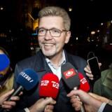Frank Jensen (S) fortsætter som overborgmester i København.