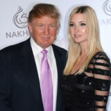 Donald Trump og Ivanka Trump side om side, da Trump Tower Dubai åbnede i 2008. Arkiv. American Foto Featues/colourpress.com