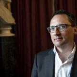 Aftrædende teaterchef på Det Kongelige Teater og ny direktør på forlaget Gyldendal, Morten Hesseldahl.