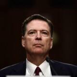 Ifølge tidligere FBI-chef har Rusland muligvis oplysninger om Donald Trump, som kan bruges til afpresning.
