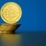 Arkivfoto. Myndighederne i Kina har indført et forbud mod såkaldte ICO'er, initial coin offerings, hvilket mandag har lagt pres på digitale kryptovalutaer som bitcoin.