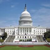 Den amerikanske kongres har undgået en nedlukning af staten, men holder sig fortsat til lappeløsninger. (Arkivfoto) Free/Wikipedia