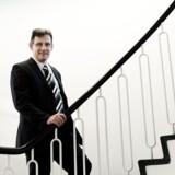 Lars Kunov, ny direktør i Danske Erhvervsskoler. Scanpix/Liselotte Sabroe