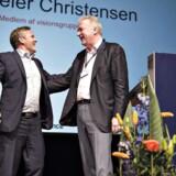Forholdet mellem Anders Samuelsen og Lars Seier Christensen er fortsat stærkt, og milliardæren har fortsat fuld tiltro til den trængte partileder.