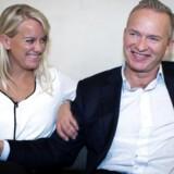 Pernille Vermund og Lars Tvede