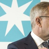 Mærsk CEO, Søren Skou.