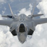 ARKIVFOTO: Joint Strike Fighter F-35A.
