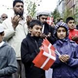 Danskerne overvurderer, hvor mange muslimer der er i Danmark, viser en ny international undersøgelse.